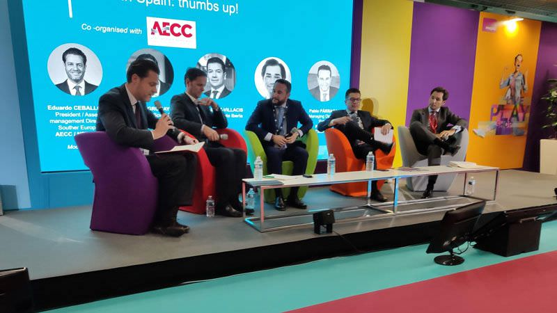 Spanish Conference en Mapic 2019