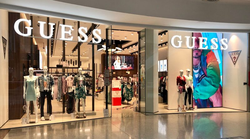 guess - centro comercial Meridiano