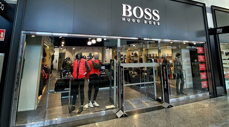 Fashion Outlet - Boss