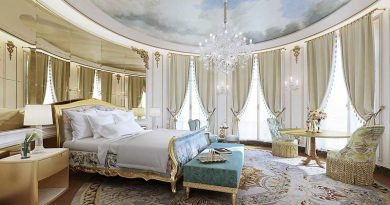 Hotel Ritz de Madrid - Suite Real